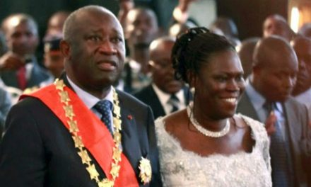 Former Ivorian First Lady Laurent Gbagbo's trial can proceed in absentia