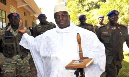 Will Gambia's Strongman Jammeh Concede in The 2016's Election?