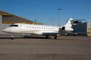 Dagote's Private Jet