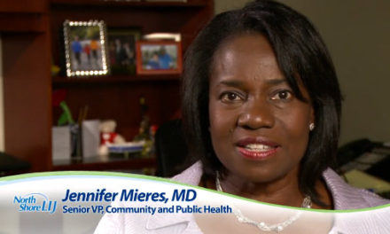 Dr. Jennifer H. Mieres, Cardiologist, Mother: Advice for Family-Work Life Balance
