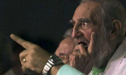 Cuban Communist Icon Fidel Castro Dead at 90