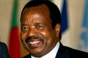 Cameroon's President Paul Biya. Photo: Getty