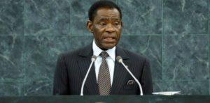 Teodoro Obiang Nguema Mbasogo – Equatorial Guinea (35 years)