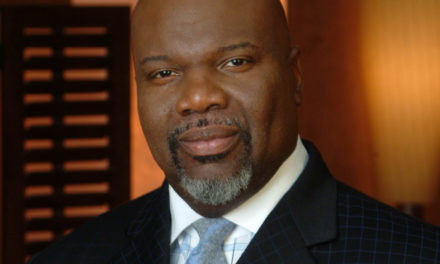 "Bishop TD Jakes:  ""Let it go"" and "" Let them walk"""