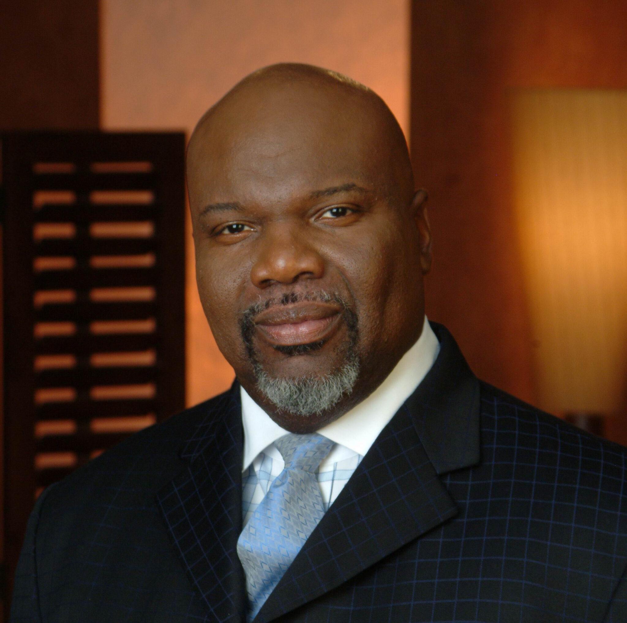 """Bishop TD Jakes: """"Let it go"""" and """" Let them walk"""" – Globe Afrique"""