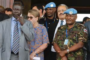 In the wake of Uncertainty, Kenya withdraws peace-keeping troops from UN South Sudan mission