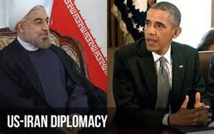 U.S. President Obama and President Rouhani of Iran