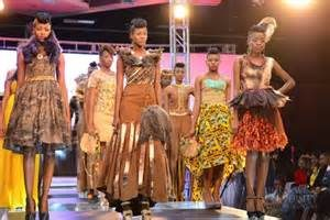 Botswana's President's Day Fashion Show