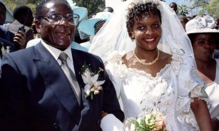 I Didn't Marry My Wife for Love – Mugabe says.