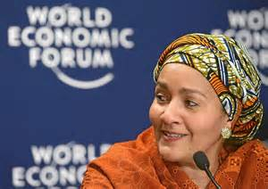 Meet Amina Mohammed – The Incoming Deputy SG of the United Nations