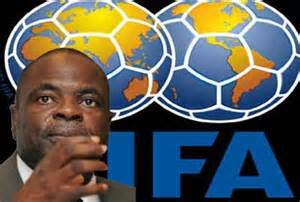 Nigeria's top international sports administrator faces another suspension