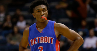 Pistons Assign Stanley Johnson, Henry Ellenson, Michael Gbinije To D-League