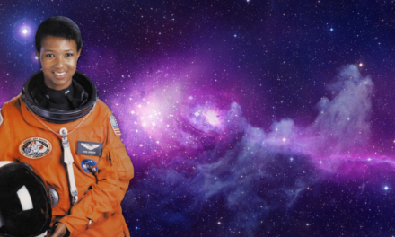 Meet Mae C. Jemison, the first African-American female astronaut