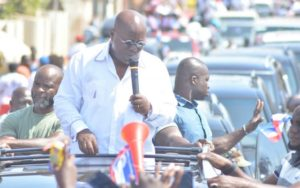 Main Opposition Leader Akufo-Addo