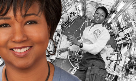 Meet Mae C. Jemison, the the first African-American female astronaut