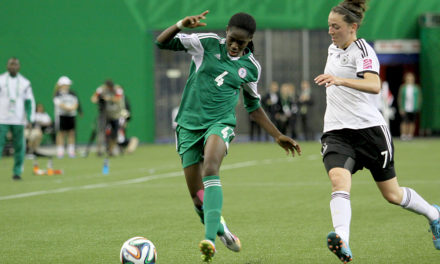 Female Player of the Year Oshoala Takes a Stand for Women in Football