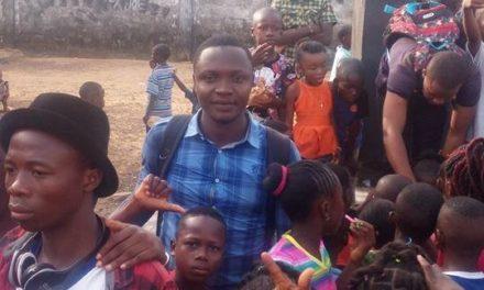 A Resounding Speech by Liberian Youth Activist, Hon. Martin K.N. Kollie
