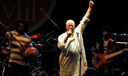 Salif Keita of Mali: The Man, and the Legacy of Indigenous African Music