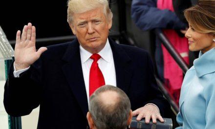 President Donald J. Trump Sr.'s Inauguration in DC