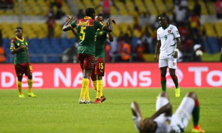 Cameroon Tops Group A While Hosts Gabon Disappoint Again