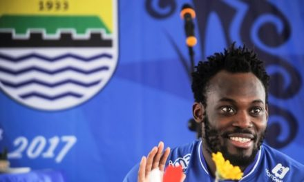 Former Ghana International Joins Indonesian Side