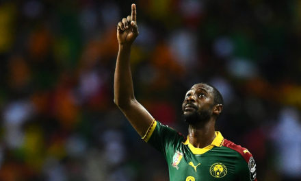 Cameroon Star to Take a Break From International Play