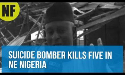 Police say nine dead as 7 suicide bombers hit NE Nigeria
