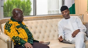 Ghanaian, Nigerian leaders meet to discuss bilateral cooperation