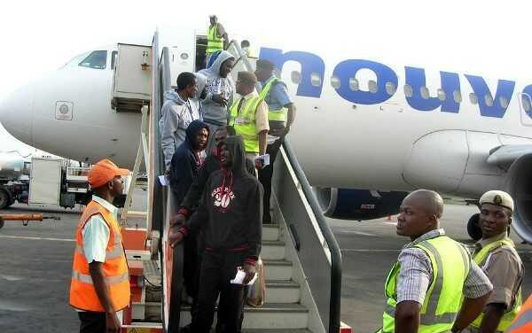 Spain repatriates 23 Nigerians over drug-related offenses, others