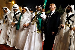 Trump's 'Historic' Visit To The Middle East: Much Ado About Nothing