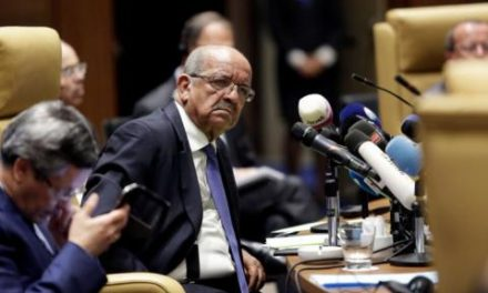 Algeria says restoring and maintaining peace in Mali depends on signatory parties