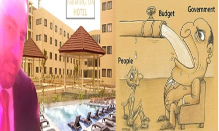 The Crucifixion of Liberianization: Why Give a Whopping 30-Year Tax Break to a Lebanese-owned Hotel?