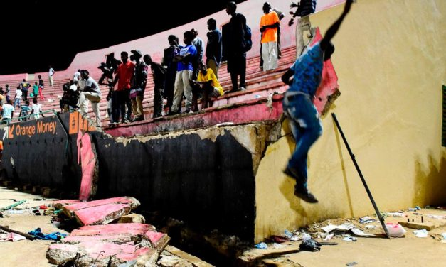 Eight People killed in stampede in Senegal