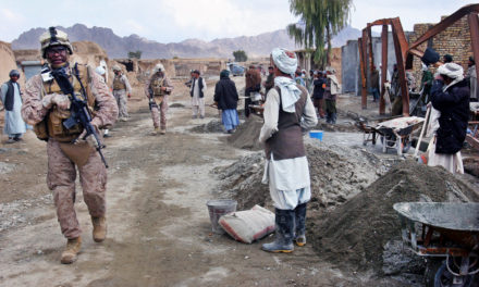 Afghanistan: A Morally Corrupting War