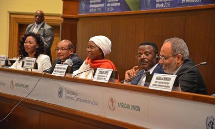 African officials call for regional integration, infrastructure development