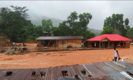 Sierra Leone: Emergency Response for Landslide & Flood Survivors
