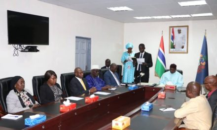 Gambia's Commission of Inquiry delves into the finances of Ex-President