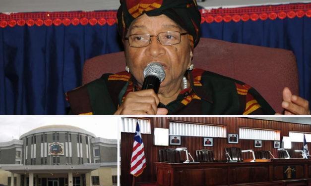 Liberia: Impeachment Proceedings Against 3 Associate Justices Have No Legal Basis