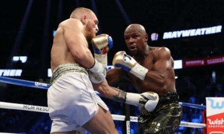 Mayweather TKO McGregor In The Most Anticipated Bout