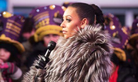 Mel B Walked Off America's Got Talent Show