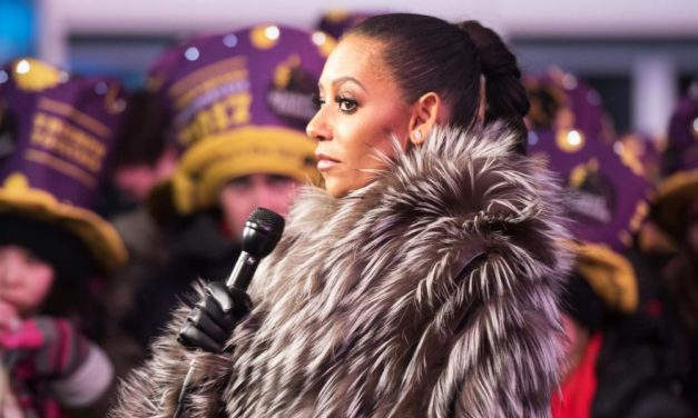 Mel B Walked Off America's Got Talent Show