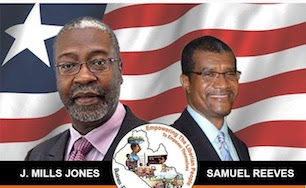 MY TURN: Dr. Joseph Mills Jones will not be president of Liberia