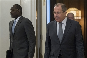 Niger, Russia to sign military cooperation agreement