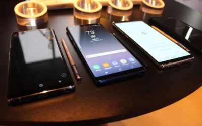 Samsung Galaxy Note 8 Hands on Preview