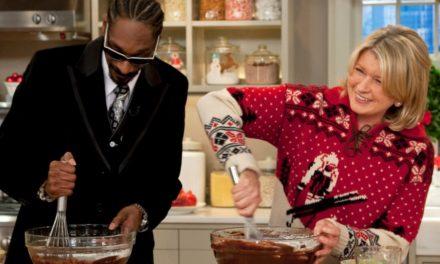 Martha Stewarts and Snoop Dogg Turn it Steamy