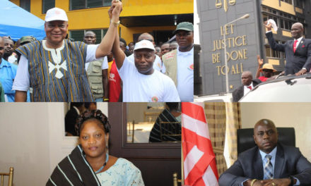 How significant is the Vice Presidential pick in Liberia?