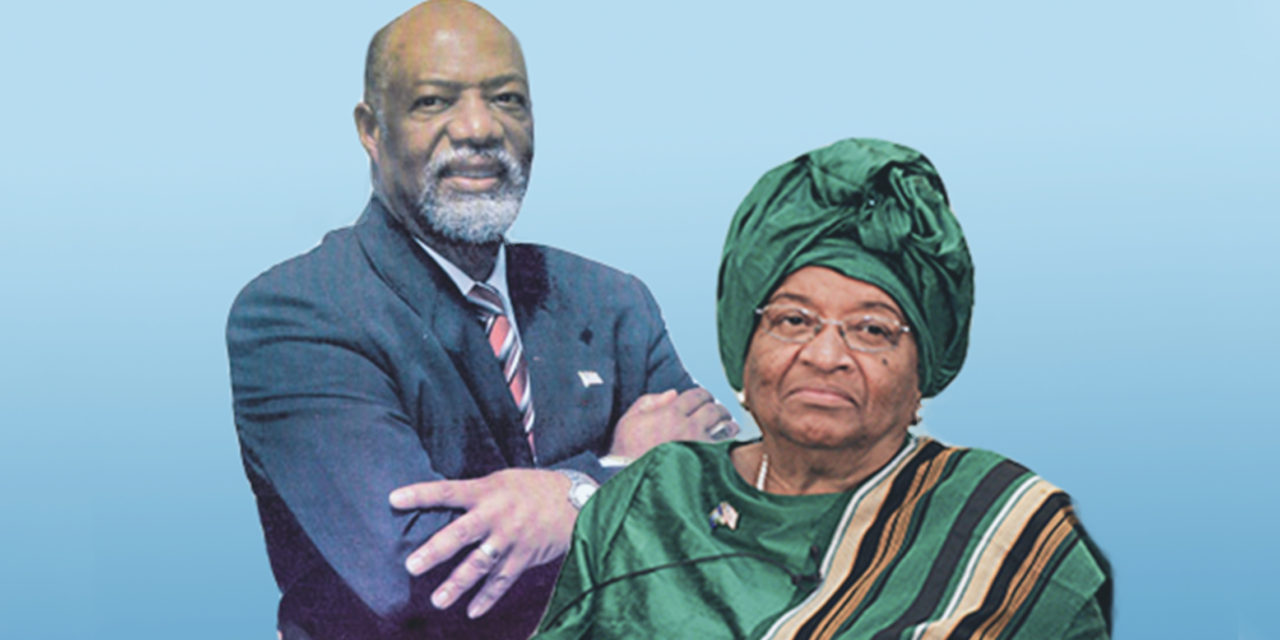 "President Ellen Johnson Sirelaf's ""House of Cards"" in Liberia's elections"