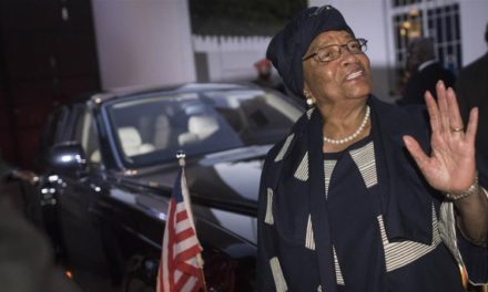 Is Liberia's Sirleaf really standing up for women?