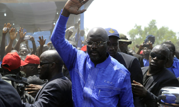 George Weah's Hunger for Political Power