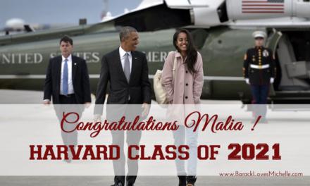 Malia Obama Prepares for College; settles for Harvard
